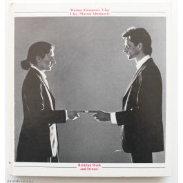 Relation Work and Detour,by Marina Abramovic / Ulay