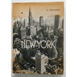 New-York,by D. Wronecki / Henry Cartier-Bresson / Fernand Nathan