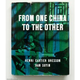 From one China to the other,by Henri Cartier-Bresson