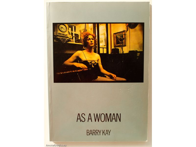 As A Woman,by Barry Kay