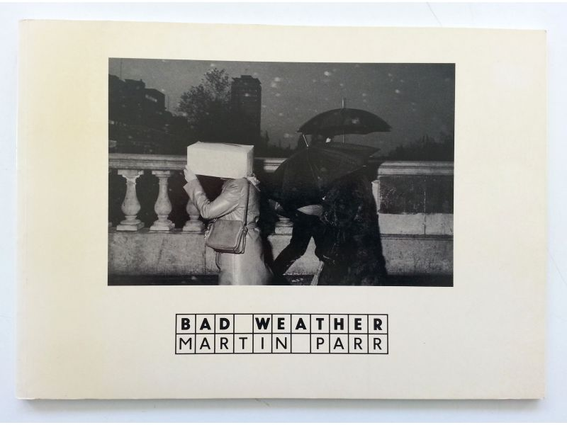 Bad weather,by Martin Parr