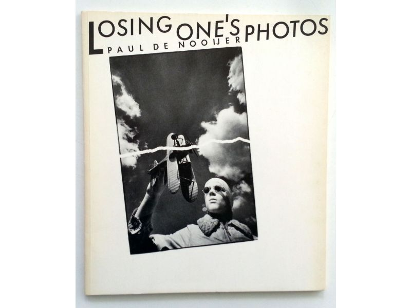 Losing one's photo's,by Paul de Nooijer
