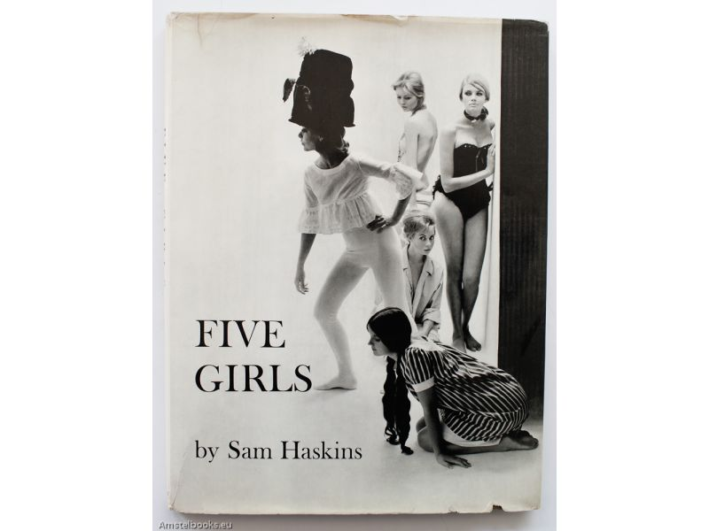 Five Girls,by Sam Haskins