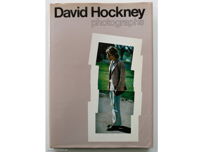 David Hockney photographs,by David Hockney
