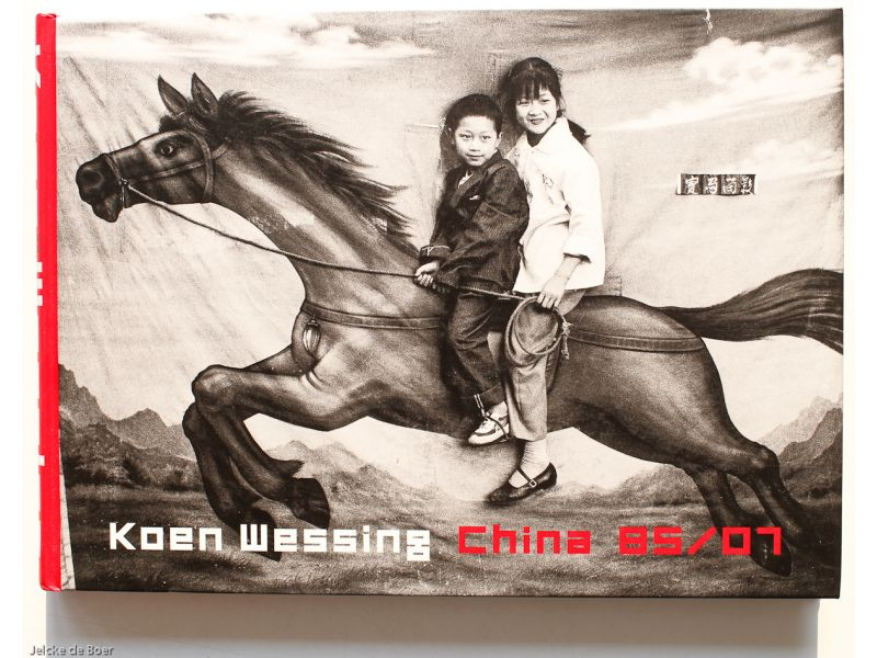 China 85/07,by Koen Wessing