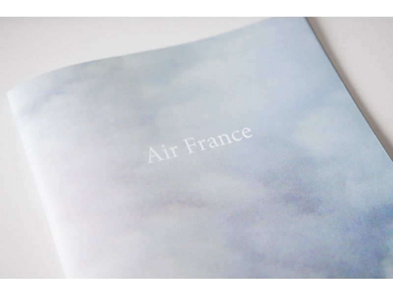 Air France,by Tim Bowditch