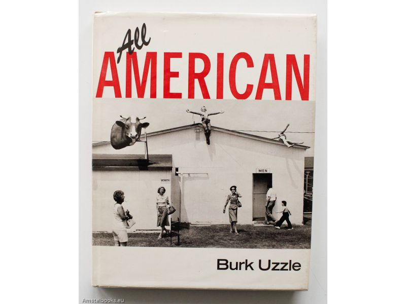 All American,by Burk Uzzle