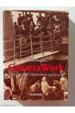 Alfred Stieglitz - Camera Work The Complete Illustrations 1903-1917,by Alfred Stieglitz