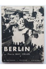 Berlin,by Pierre Mac Orlan