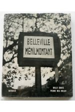 Belleville Menilmontant,by Willy Ronis / Pierre Mac Orlan